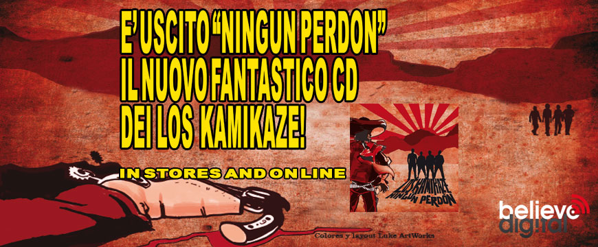 Los Kamikaze &#8211; Ningun Perdon