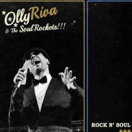 OLLY RIVA & The SOUL ROCKETS – Rock 'n' Soul