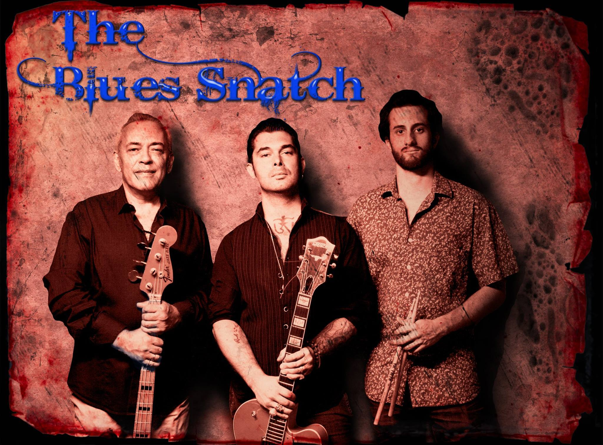 The BLUES SNATCH