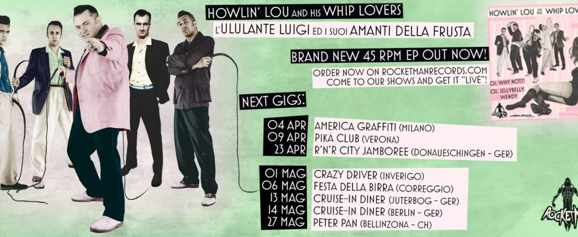 Howlin Lou / his whip lovers