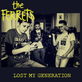 The FERRETS – I lost my generation EP