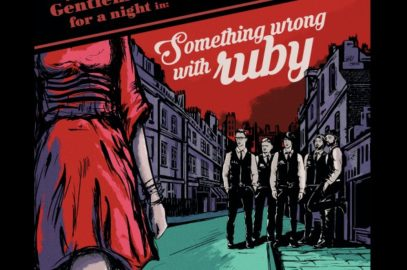 the GENTLEMEN For A Night – Something wrong with ruby